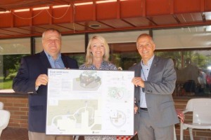 $35,000 Grant to improve accessibility and safety on Actionmarguerite grounds.